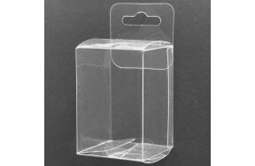 BLISTER BOX 4,3x4,3x6,3cm SET/50